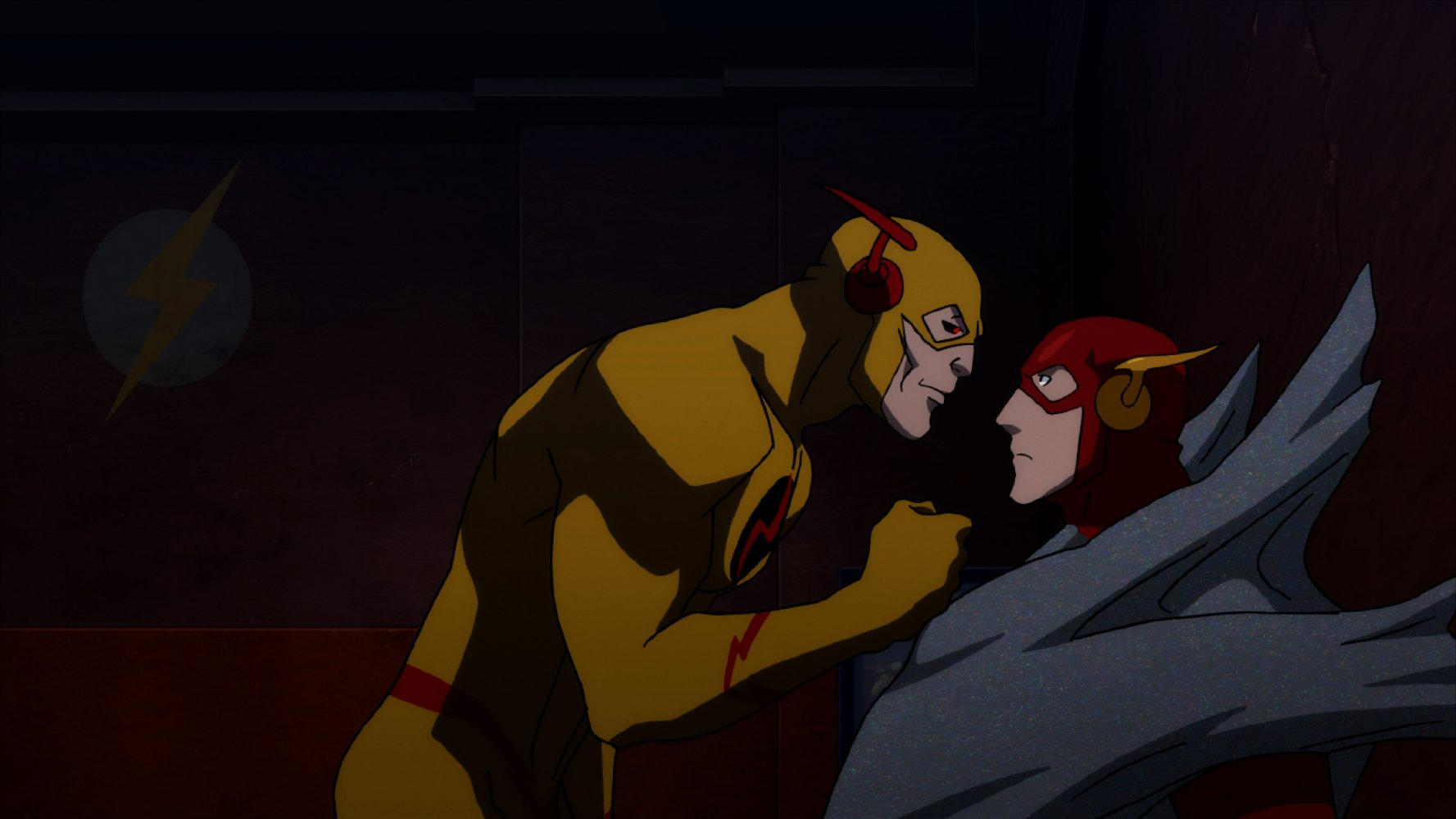 justice league flashpoint paradox full movie gomovies